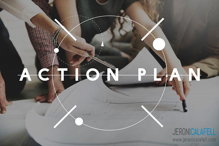 cómo realizar un plan de acción de éxito