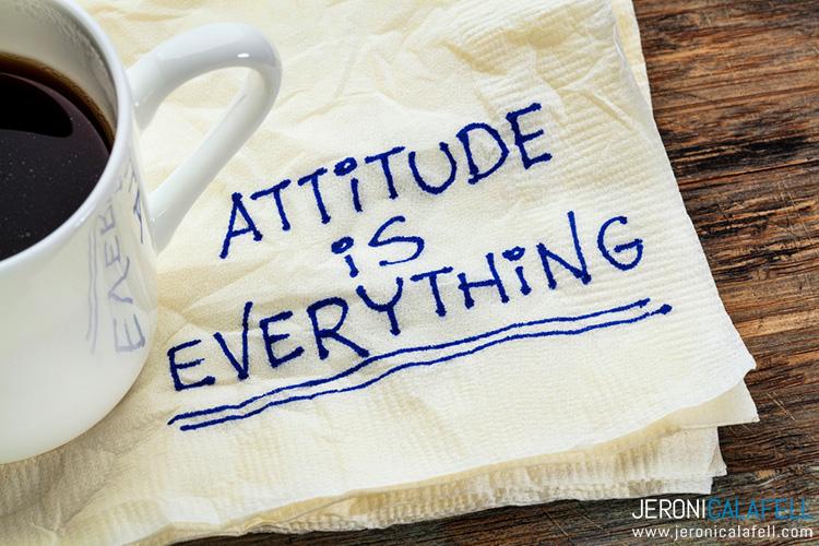 actitud positiva valor personal