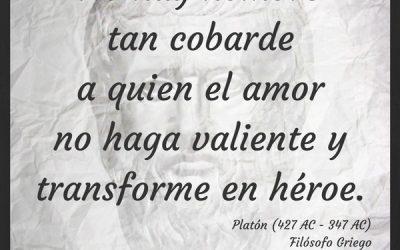 Frase célebre Platón – Amor