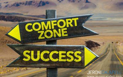 Zona de Confort: Refugio de la Mediocridad