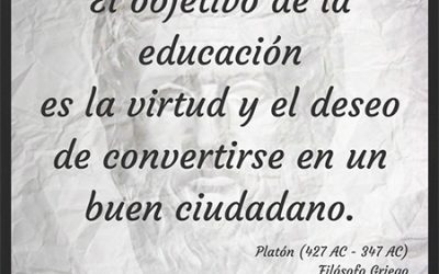 Frase célebre Platón – La Educación