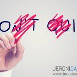 Cómo ser Proactivo a través de tus Metas Personales