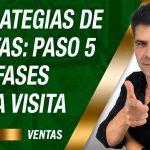 estrategias de ventas Paso 5