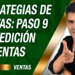 Estrategias de Ventas : Paso 9 – La Medición