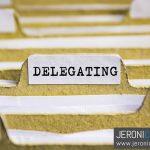 qué es delegar tareas delegar responsabilidades