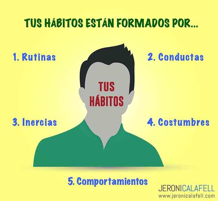 qué son los hábitos