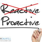 Ser proactivo y ser emocionalmente sano, ¿son los mismo?