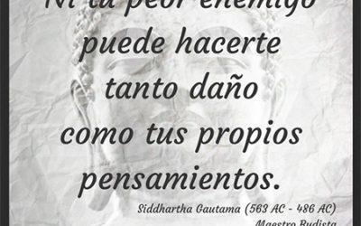 Frase célebre Siddhartha Gautama – Pensamientos