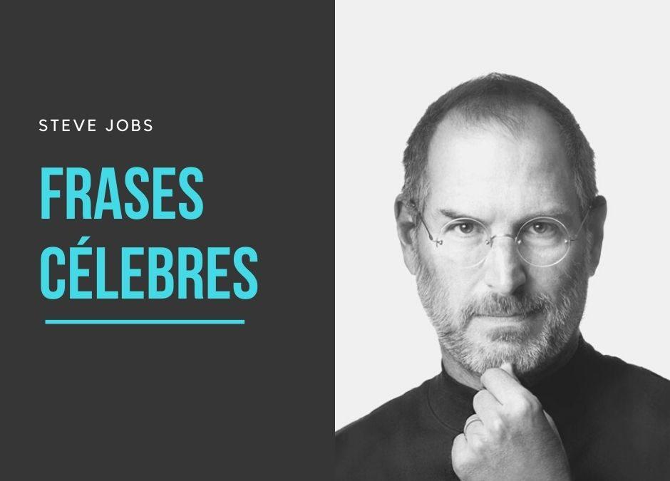 Frases célebres de Steve Jobs, el mejor recopilatorio