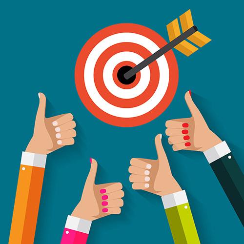 beneficios de tener metas dentro de los factores competitivos de una empresa