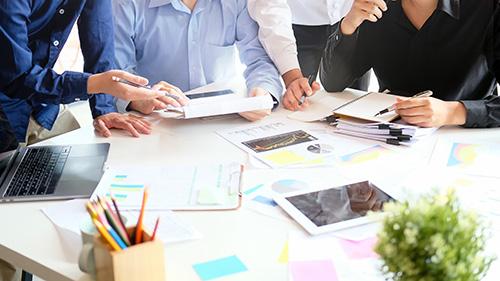implementar una estrategia en un negocio