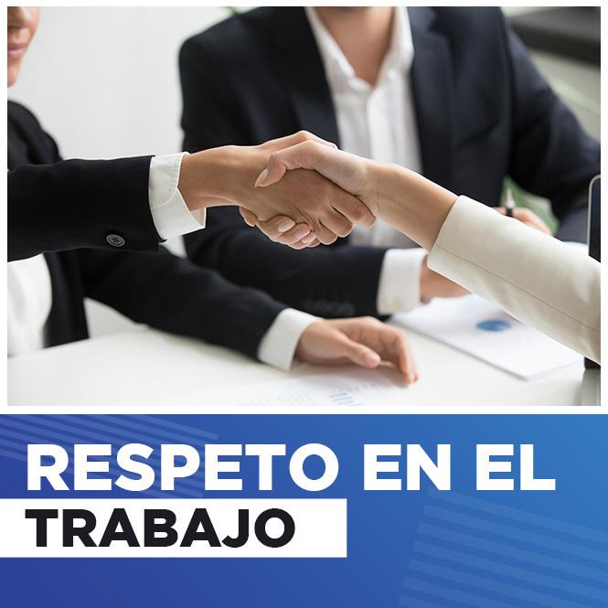 respeto en el trabajo